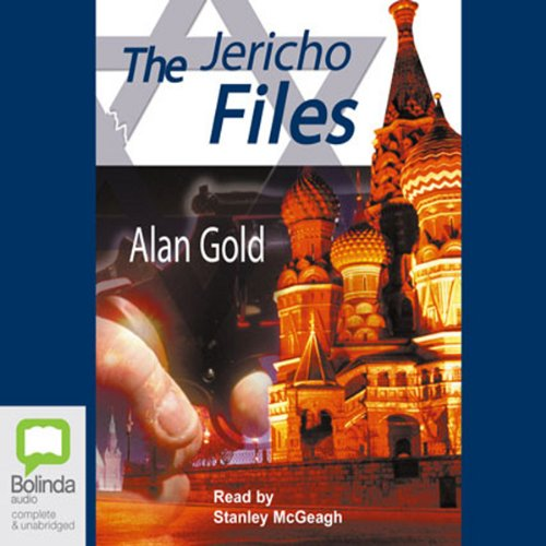 The Jericho Files cover art