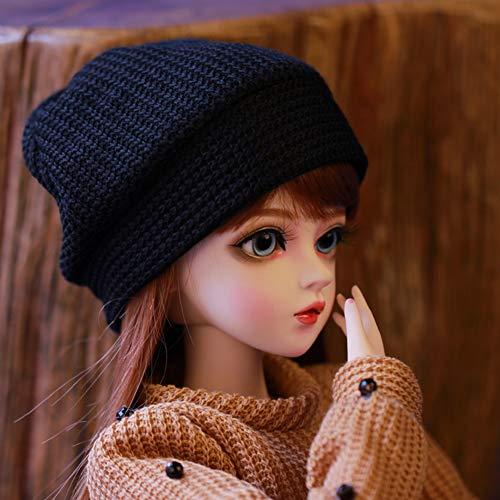 ZHDQ 60cm Bambola di Simulazione BJD Doll 1/3 24 Pollici Snodo Sferico SD Doll Cosplay Fashion Doll con BJD Vestiti Parrucche Scarpe Trucco Ragazza DIY Toys