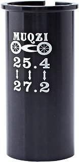ZUKKA Bike Seatpost 25.4//27.2//30.9//31.6 x 400mm Aluminum Alloy Bicycle Seat Post