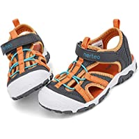 nerteo Kids Boys Girls Sandals Toddler Water Shoes