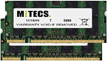 4GB KIT RAM for Dell Inspiron 17 1720 B4