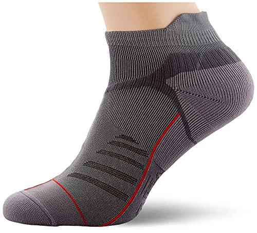 SALEWA Socken Lite Trainer Sk, Ombre Blue/Tango Red, 38-40
