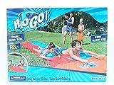 Bestway H2O-Go! Doppelte Wasserrutsche mit 2 Surfreitern -