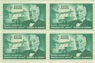 george w norris 4 cent stamp