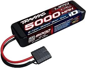 Traxxas 7.4V 5000mAh 2-Cell LiPo Battery, Short