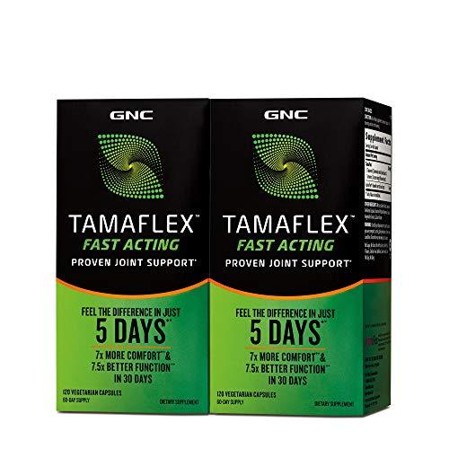 GNC GNC TamaFlex Fast Acting - Twin Pack