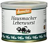 Bio Fit Hausmacher Leberwurst