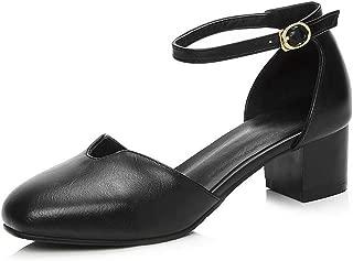 BalaMasa Womens Solid Fashion Travel Urethane Pumps Shoes APL10441