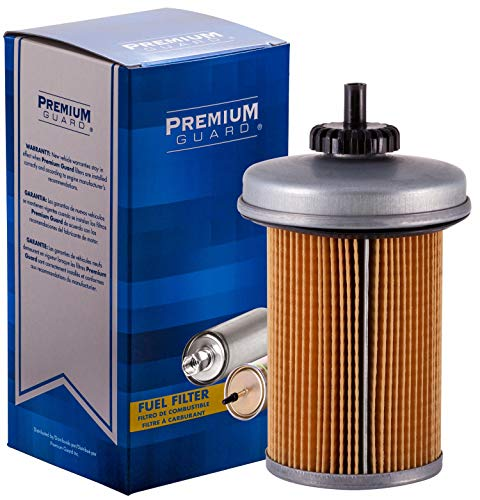 PG Diesel Fuel Filter DF7358 | Fits 1992-01 AM General Hummer, 1994 Chevrolet Blazer, 1994-98 C1500, 1995-99 C1500 Suburban, 1992-00 C2500, 1994-99 C2500 Suburban, 1992-00 C3500, 1994-95 G20
