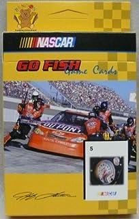 NASCAR Go Fidonsh Game Cards Jeff Gordon