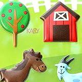 recensioni cute farms sheep goats cows