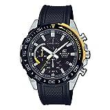 Casio Edifice Chronograph Black Dial Men's Watch EFR-566PB-1AVUDF(ED480)