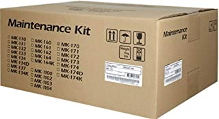Kyocera 1702LZ7US0 Model MK-172 Printer Maintenance Kit Fits with Kyocera P2135d, Kyocera FS-1320D and FS-1370DN Printers - Up To 100000 Page Lifespan