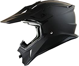 1Storm Adult Motocross Helmet BMX MX ATV Dirt Bike Downhill Mountain Bike Helmet Racing..