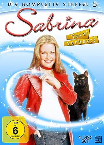 Sabrina - Total verhext! (Staffel 5, Folgen 98-119 im 4 Disc Set)