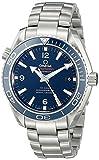 Omega 23290422103001 Herren-Armbanduhr, analoges Display, automatisch, selbstaufziehend, silberfarben