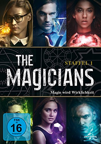 The Magicians - Staffel 1 [4 DVDs]