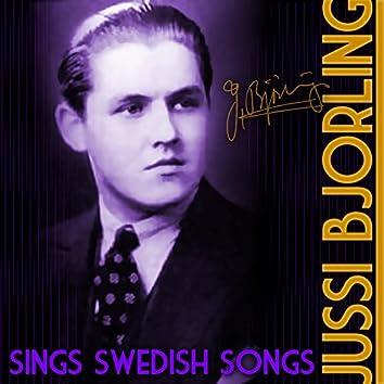 Sings Swedish Songs