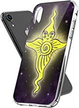 Case Phone Anti-Scratch Cover Creature Animal Shine On Animals (6.5-inch Diagonal Compatible with iPhone Xs Max)