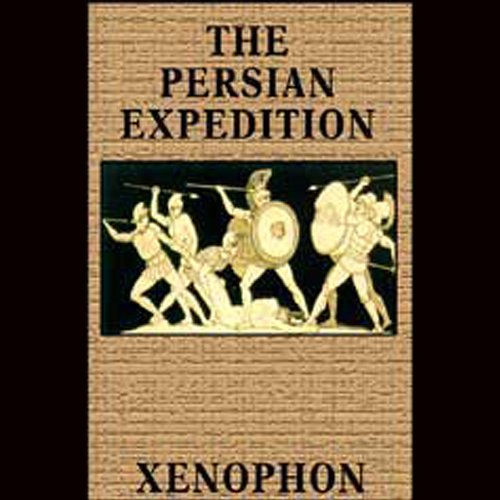 The Persian Expedition audiobook cover art