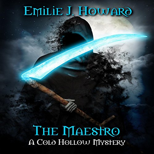 The Maestro audiobook cover art