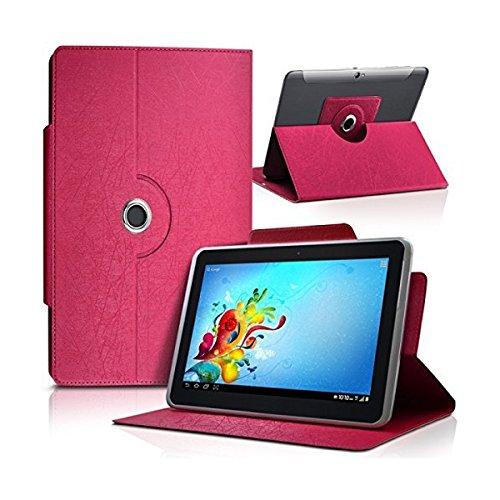 Seluxion-Funda universal tamaño L, color rosa para Huawei Mediapad 10 Link