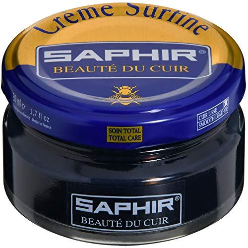 Crème Surfine, de la marca Saphir, para abrillantar zapatos, 50 ml