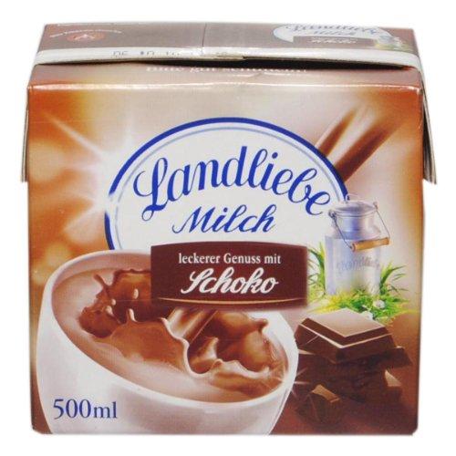 Landliebe Milch mit Schoko - 1 x 500 ml