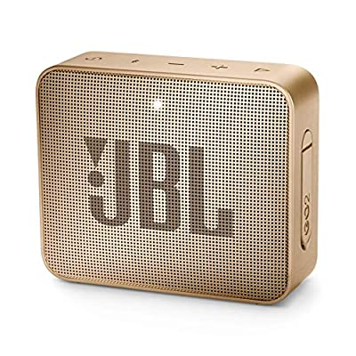 JBL JBLGO2CPN GO 2 Portable Bluetooth Waterproof Speaker - Beige