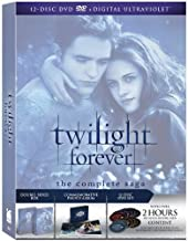 Twilight Forever: The Complete Saga Box Set [DVD + UltraViolet Digital Copy) by Summit Entertainment