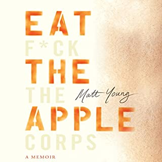 Eat the Apple audiobook cover art