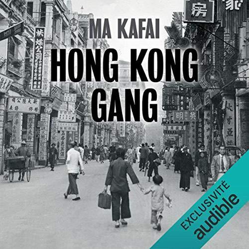Couverture de Hong Kong Gang