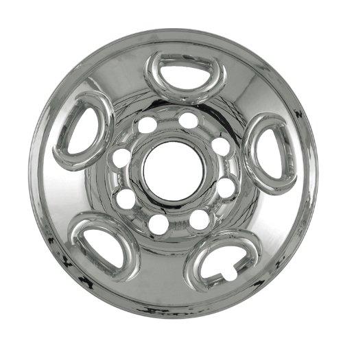 Bully Imposter IMP-50X, GMC, 16' Chrome Replica Wheel Cover, (Set of 4)