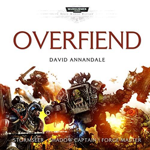 Page de couverture de Overfiend: Warhammer 40,000