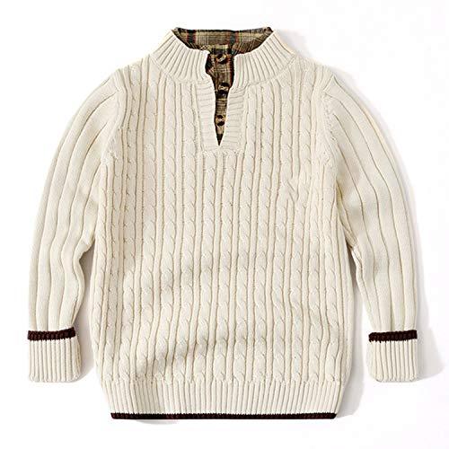 trui breigoed winter tiener jongens lange mouwen vest gebreide trui peuter kind tops