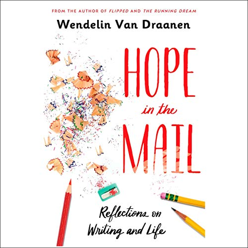 Hope in the Mail audiobook cover art