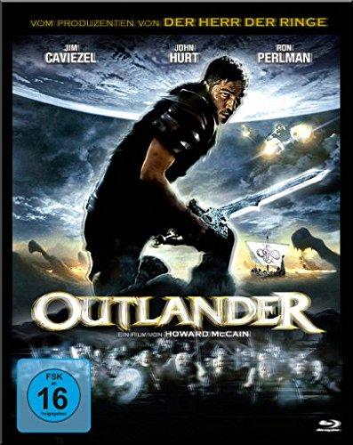 Outlander - Steeledition [Blu-ray]