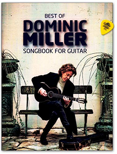 Best Of Dominic Miller - Songbook For Guitar mit Dunlop Plek - BOE7987 9783954562589