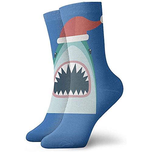 Gre Rry Femmes Santa Jaws Underwear Crew Socks Moisture Control Thermal Socks