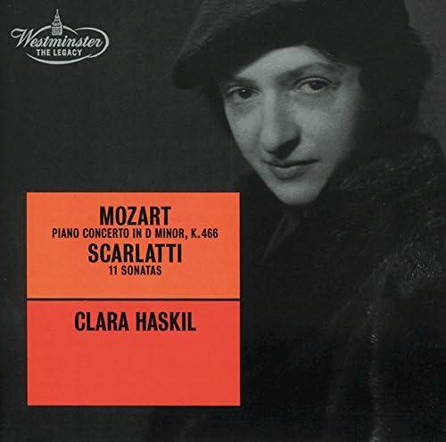 Clara Haskil, Winterthur Symphony Orchestra & Henry Swoboda