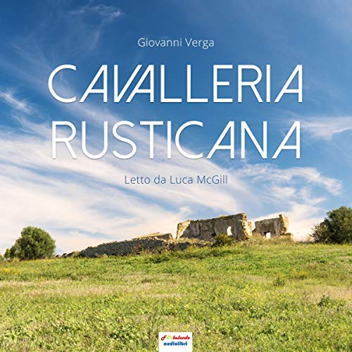 Cavalleria Rusticana audiobook cover art