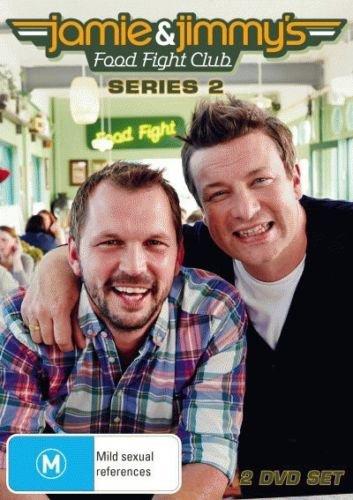 Jamie & Jimmy's Food Fight Club (Series 2) - 2-DVD Set ( ) [ Australische Import ]