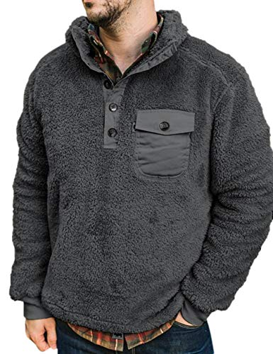 Sherpa Jacket Men's Big and Tall