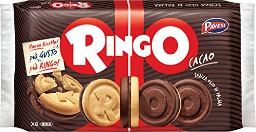 Pavesi Ringo Cacao - 330 gr