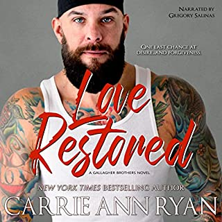 Love Restored cover art