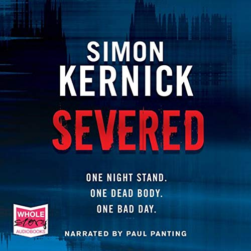 Severed cover art