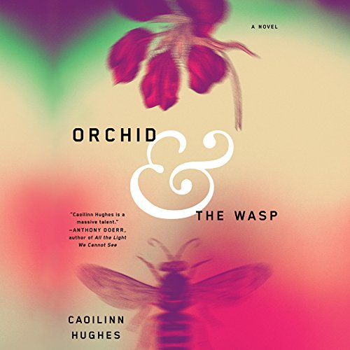 Orchid & the Wasp audiobook cover art