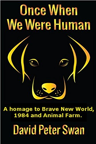 Once When We Were Human by David Peter Swan ebook deal