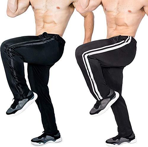 Jax 2-pack heren trainingsbroek Actieve kleding voor sportactiviteiten-Set-3_Groot