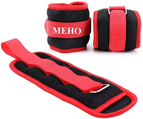 MEHO Ankle Weights, Ankle Weights for Women, Ankle and Wrist...